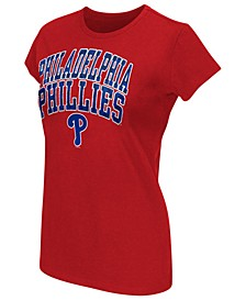 Women's Philadelphia Phillies Endzone T-Shirt