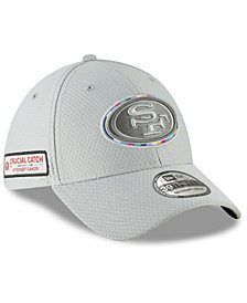 New Era San Francisco 49ers Crucial Catch 39THIRTY Cap