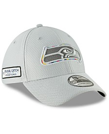 New Era Seattle Seahawks Crucial Catch 39THIRTY Cap
