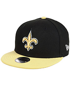 New Era Boys' New Orleans Saints Two Tone 9FIFTY Snapback Cap