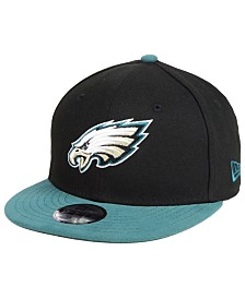 New Era Boys' Philadelphia Eagles Two Tone 9FIFTY Snapback Cap