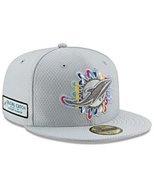 New Era Miami Dolphins Crucial Catch 59FIFTY FITTED Cap
