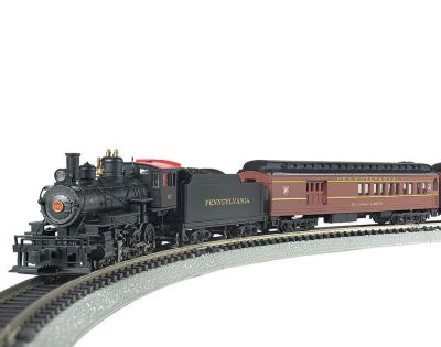 Bachmann Trains The Broadway Limited Ready To Run Electric Train Set N Scale
