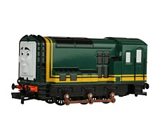 Bachmann Trains Paxton Locomotive With Moving Eyes Ho Scale