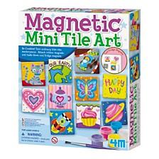 4M Magnetic Mini Tile Art Kit