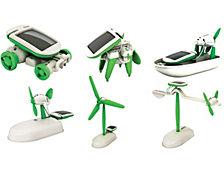 Owi 6 In 1 Educational Solar Kit