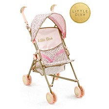 Little Diva Doll Stroller