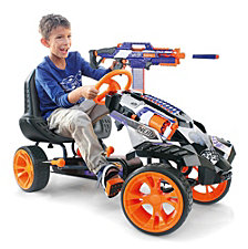 Hauck Nerf Battle Racer Ride On Pedal Go Kart