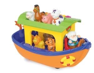 Fun N Play Noahs Ark Play Set