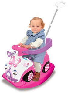 Kiddieland Disney Minnie Mouse 4 In 1 Activity Ride On