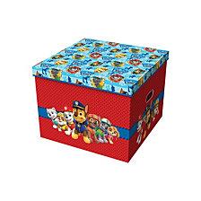 Tcg Toys Paw Patrol Tidy Town Storage Box With Playmat