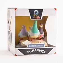 Quantum Mechanix Animaniacs Goodfeathers Qfig Max Figure