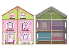 My Girls 6 Foot Tall Dollhouse For 18 Inch Dolls Dollie And Me Style