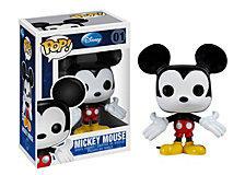 Funko Classic Disney Pop Disney Vinyl Collectors Set, Mickey Mouse, Minnie Mouse And Tinker Bell