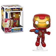 Funko Pop Marvel Avengers Infinity War Collectors Set 1 Iron Man, Thor, Iron Spider And Thanos