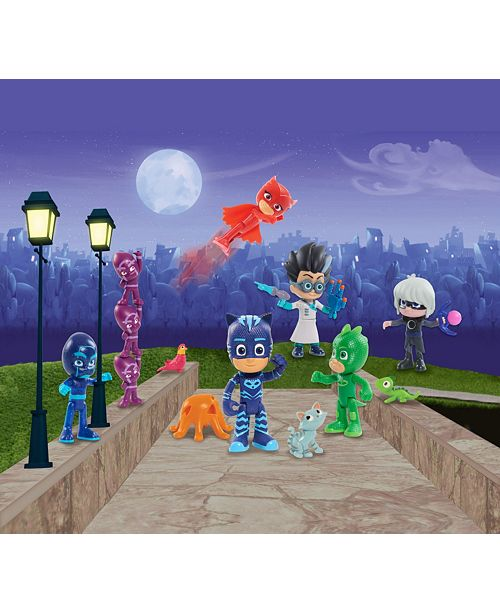 Just Play Pj Masks Friends Deluxe Collection
