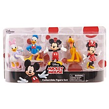 Disney Classics Mickey Mouse Clubhouse Deluxe Figure Set