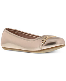 Michael Kors Little & Big Girls Tori Wilmington Flats