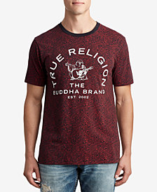 True Religion Men's Created with Pride Graphic T-Shirt