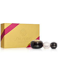 Shiseido 3-Pc. Luxurious Eyes Day & Night Gift Set