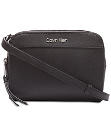 Calvin Klein Leather Hayden Belt Bag