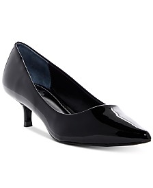 CHARLES by Charles David Dare Pumps