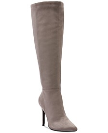 Wide-Calf Dallan Dress Boots