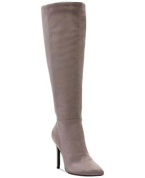 CHARLES by Charles David Wide-Calf Dallan Dress Boots
