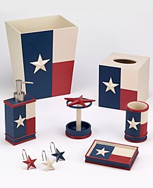 Texas Star Bath Accessories Collection