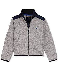 Little Boys Micah Fleece Jacket