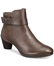 Ecco Women's Sculptured 45 Ankle Booties