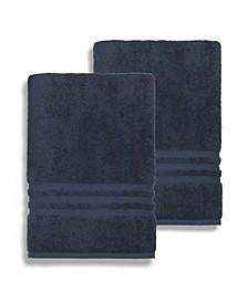 Denzi 2-Pc. Bath Sheet Set