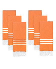 Linum Home Alara 6-Pc. Kitchen Towel Set
