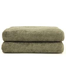 Soft Twist 2-Pc. Bath Sheet Set