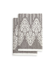 Linum Home Gioia 2-Pc. Hand Towel Set