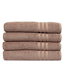 Denzi 4-Pc. Bath Towel Set
