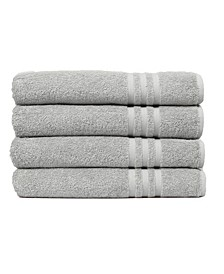 Denzi 4-Pc. Bath Towel Set