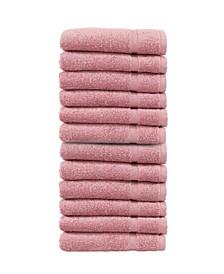 Denzi 12-Pc. Washcloth Set