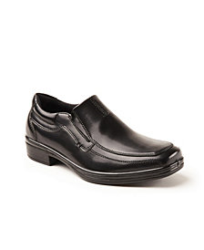 Deer Stags Little and Big Boys Wise Boys Twin Gore Dress Comfort Slip-On
