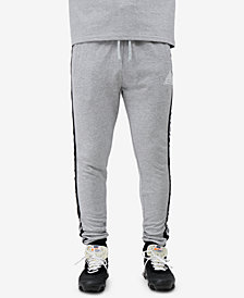 Black Pyramid Mens Stripe Joggers