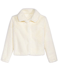 Epic Threads Girls 7-16  Faux Fur Jacket