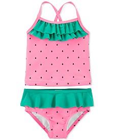 Carter's Baby Girls Watermelon Tankini