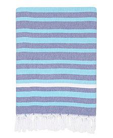 Linum Home Textiles Elegant Stripe Pestemal Beach Towels