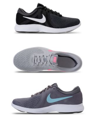 4d5967b8e74ac Nike Women s Revolution 4 Running Sneakers from Finish Line ...