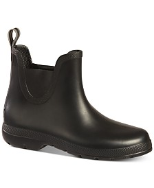 Totes Women's Cirrus Chelsea Waterproof Lightweight Ankle Rainboots