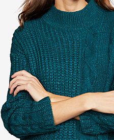 A Pea In The Pod Maternity Mockneck Sweater