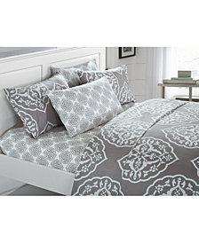 Chic Home Marquis 6-Pc King Sheet Set