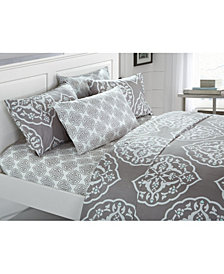 Chic Home Marquis 6-Pc Queen Sheet Set