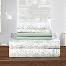 Chic Home Welford 6-Pc King Sheet Set
