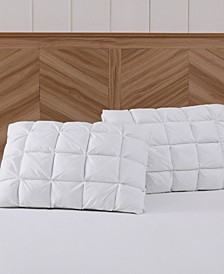 Luxe Down Alternative Gel Filled Chamber 2-Pack of King Pillows
